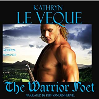 The Warrior Poet                   By:                                                                                                                                 Kathryn Le Veque                               Narrated by:                                                                                                                                 Kiff VandenHeuvel                      Length: 13 hrs and 33 mins     4 ratings     Overall 4.0