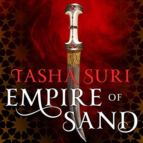 Couverture de Empire of Sand