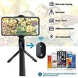 Zoom IMG-2 naohiro bastone selfie bluetooth 3