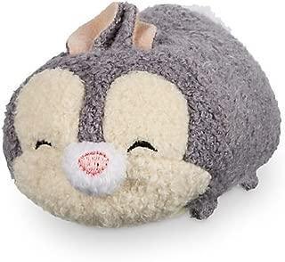 "Disney Store Mini Tsum Tsum 75th Anniversary Bambi Thumper Bunny 3.5"" Plush Toy"