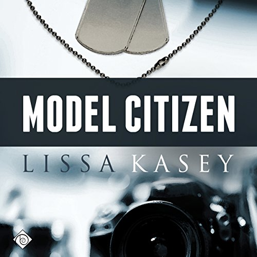 Model Citizen audiobook cover art