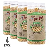 Bob's Red Mill Whole Grain White Popcorn, 27 Ounce (Pack of 4)