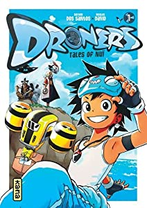 Droners : Tales of nuï Edition simple Tome 1
