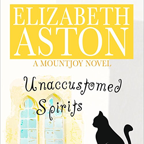 Unaccustomed Spirits audiobook cover art