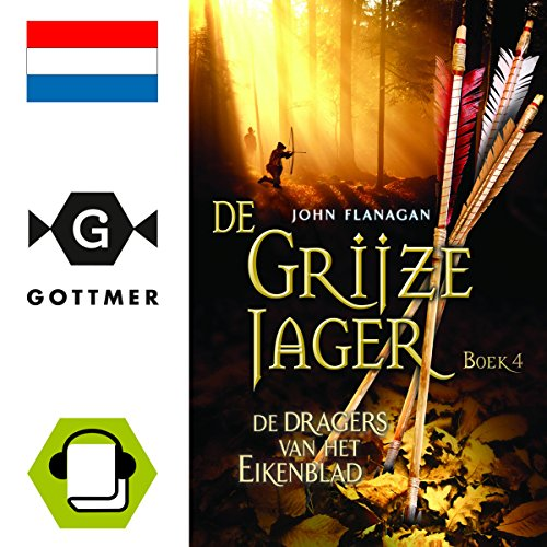 De dragers van het Eikenblad audiobook cover art