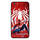 Comics iPhone 6s Plus Case iPhone 6 Plus Case Full Body Protection Cover Cases (Spider-Man)