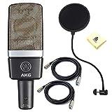AKG Pro Audio C214 Professional Large...