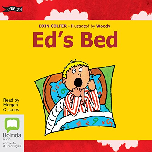 Ed's Bed audiobook cover art
