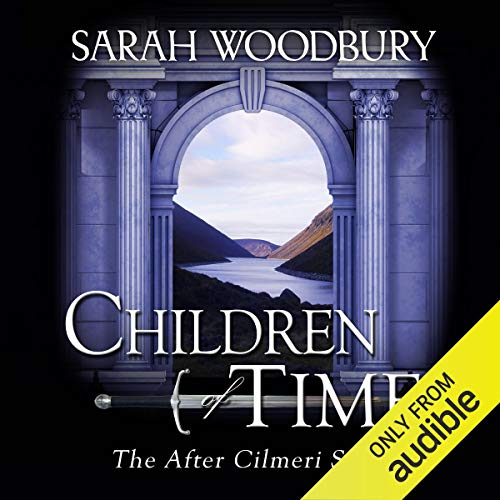 Children of Time audiobook cover art