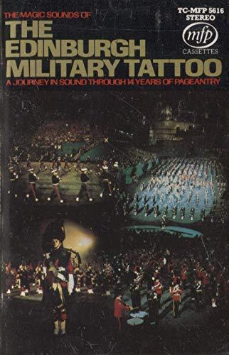 The Magic Sounds of the Edinburgh Military Tattoo - Audio Cassette Tape