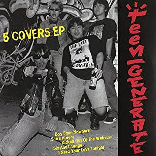 Five Covers Ep [7 inch Analog]