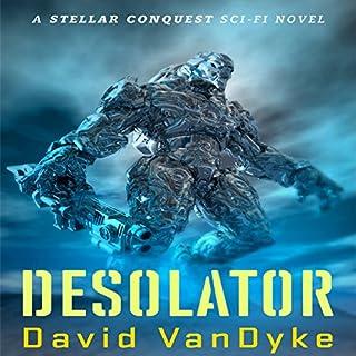 Desolator audiobook cover art