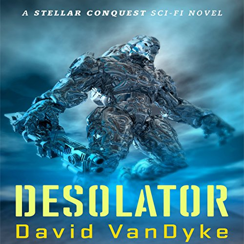 Desolator audiobook cover art