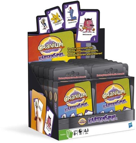 Hasbro 20840100 - Cranium Kartenspiel