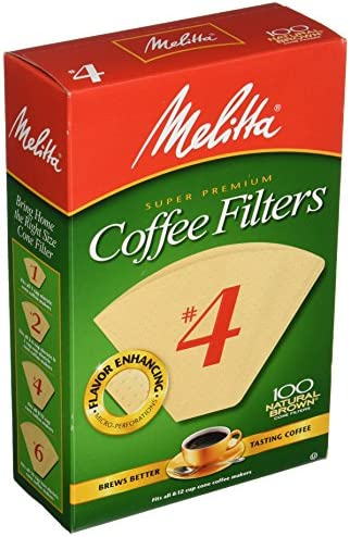 Top 10 Best size 4 coffee filters Reviews
