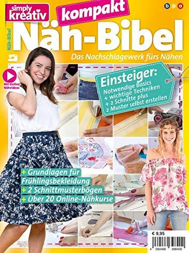 Näh-Bibel kompakt: Das Nachschlagewerk fürs Nähen