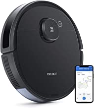 Ecovacs DEEBOT OZMO920 Robotic Vacuum Cleaner, 2-in-1 Vacuuming & Mopping with Smart Navi 3.0 Laser Technology, Custom Cle...