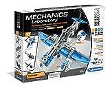 Clementoni 61326 Kit Scientifique de Laboratoire de mécanique pour Avions et hélicoptères Multicolore