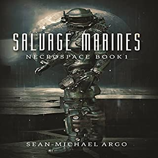 Salvage Marines cover art