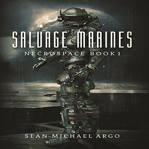 Salvage Marines cover art