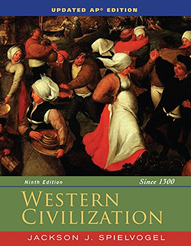 Compare Textbook Prices for Western Civilization Since 1300: Ap Edition Updated Edition ISBN 9781305272293 by Spielvogel, Jackson J.
