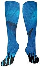 Pattern Socks,Socks For Girls,Women Casual,Socks Shabby Chic Spring Season Flowers