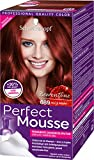 Schwarzkopf Perfect Mousse Permanente Schaumcoloration, 689 Helle Beere Stufe 3, 3er Pack (3 x 93...