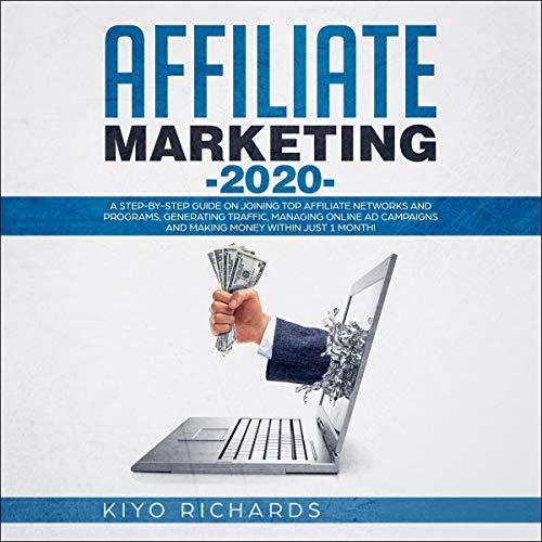 Affiliate Marketing 2020 audiobook cover art