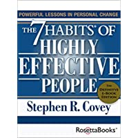 Deals on The 7 Habits of Highly Effective People: Lessons Kindle
