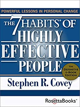The 7 Habits of Highly Effective People Kindle eBook