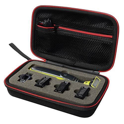 KoKaKo EVA Housse/Cas/étui/sac De Protection Sac Pour Philips Oneblade QO2530/30 QP2530/20