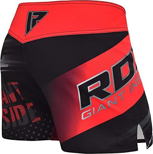 RDX MMA BLAZE Shorts UFC Kampfsport Boxen Trainingshorts Kurze Thai Fightshorts Sporthose Muay Abbildung 3