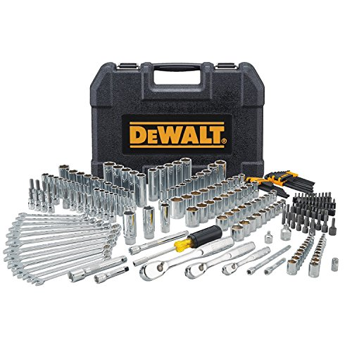 DEWALT Mechanics Tool Set, 247-Piece (DWMT81535)