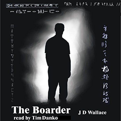 The Boarder audiobook cover art