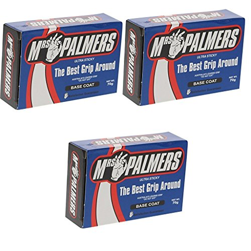 MRS. PALMERS SURF WAX BASE COAT by Mrs Palmers Wax