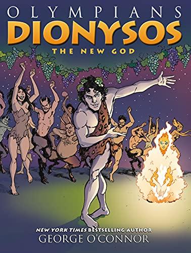 Olympians: Dionysos: The New God (Olympians, 12)
