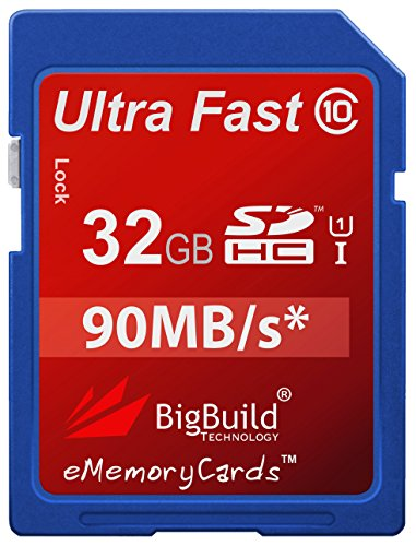 BigBuild Technology 32GB Ultra-schnell...