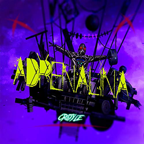 Adrenalina (feat. The Coolman Productions) [Explicit]