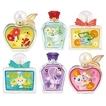 Re-Ment Pokemon Petite Fleur Trois Figure in a Bottle Collection  Single Blind Box Not Full Set