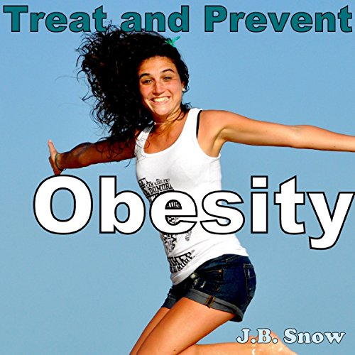 Treat and Prevent Obesity audiobook cover art