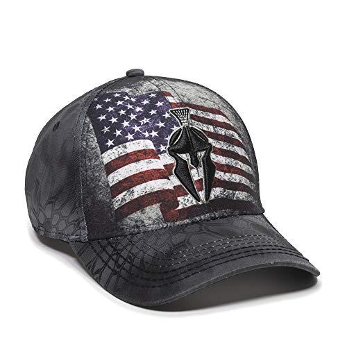 Outdoor Cap Kryptek Flag Hat Typhon