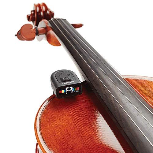 D'AddarioダダリオバイオリンチューナークロマチックタイプNSMicroViolinTunerマルチカラーディスプレイPW-CT-14【国内正規品】