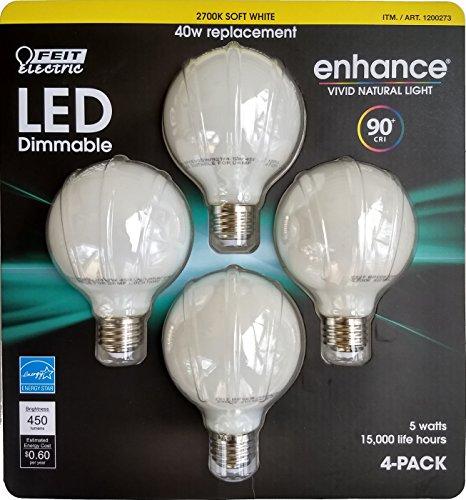 feit led light bulbs dimmable - 9