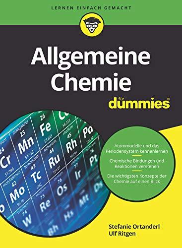 Allgemeine Chemie für Dummies