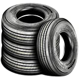 Set of 4 (FOUR) TransEagle ST Radial All Steel Premium Trailer Tires-ST225/75R15 121/117M LRF 12-Ply