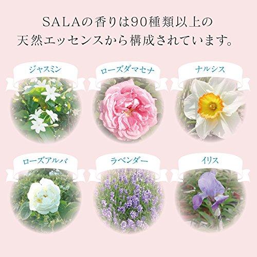 サラ集中リセットサラ水サラスウィートローズの香り