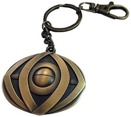 Dr Strange Llavero metal: ojo de agamotto (Sd Toys SDTMAR89898)