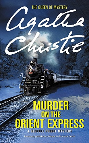 MURDER ON THE ORIENT EXPRESS (Hercule Poirot Mystery)