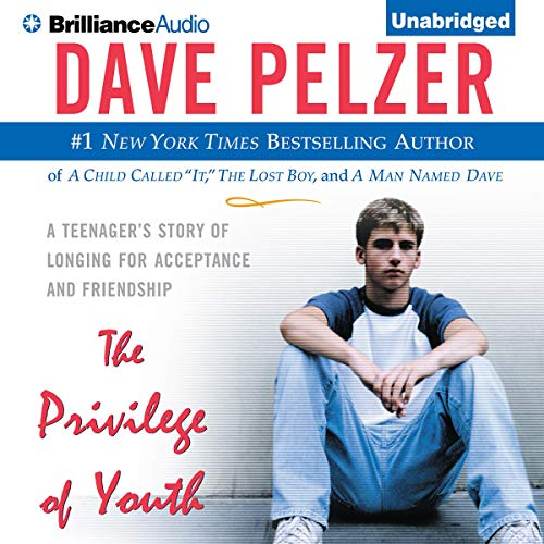 The Privilege of Youth audiobook cover art