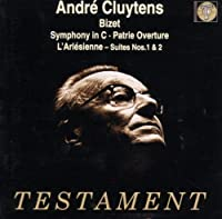 Symphony in C / L'Arlesienne Suites by Bizet (2002-02-25)